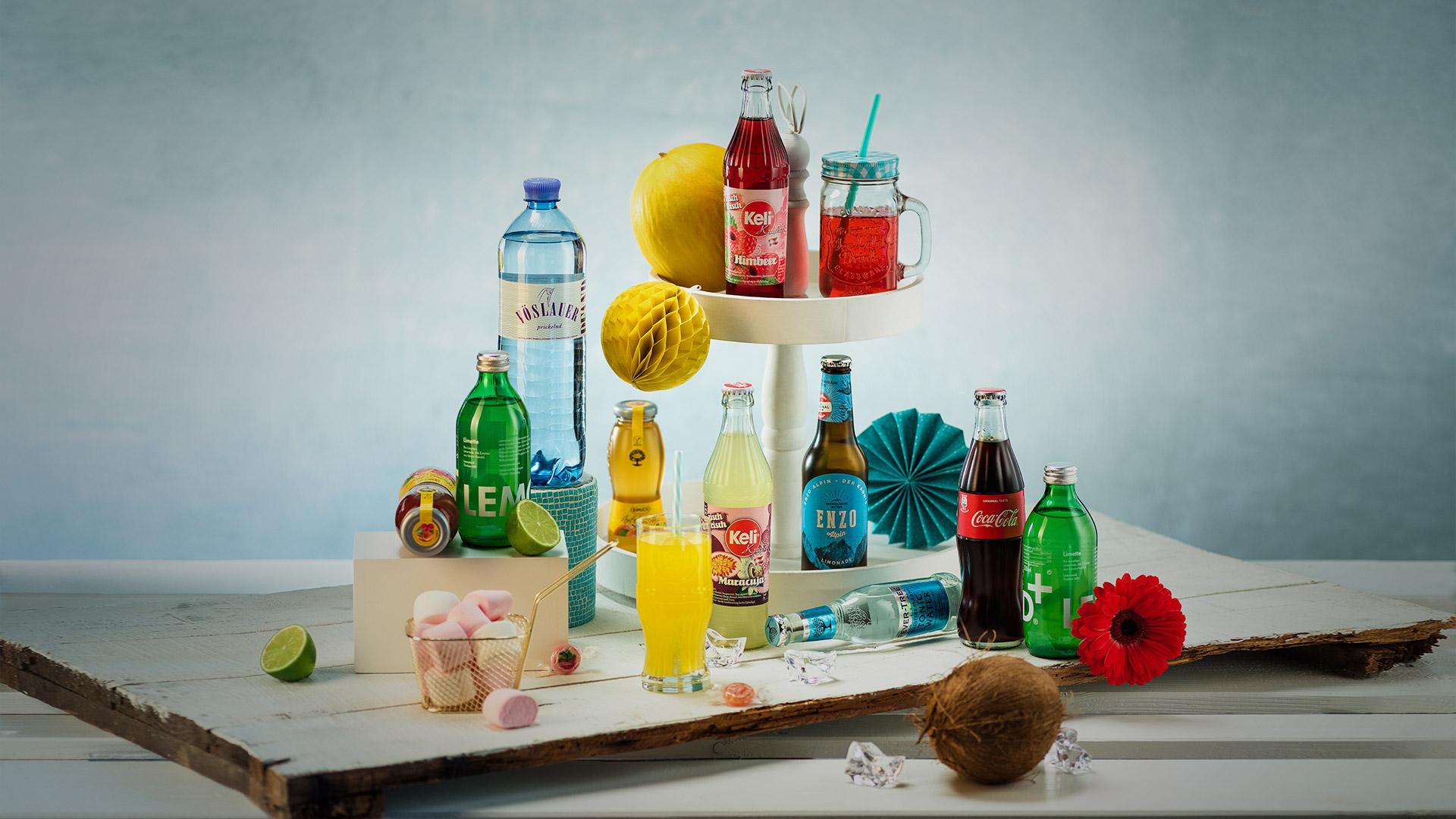 Alkoholfreie Getränke – Trinkwerk